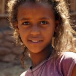 young-amhara-girl